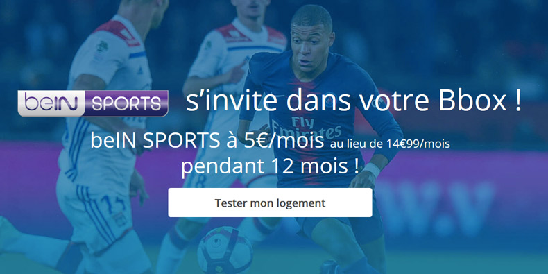 Bein Sport à 5€/mois chez Bouygues, ça vous tente ?