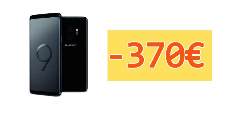 Samsung Galaxy S9/ S9+ jusqu'à -370€