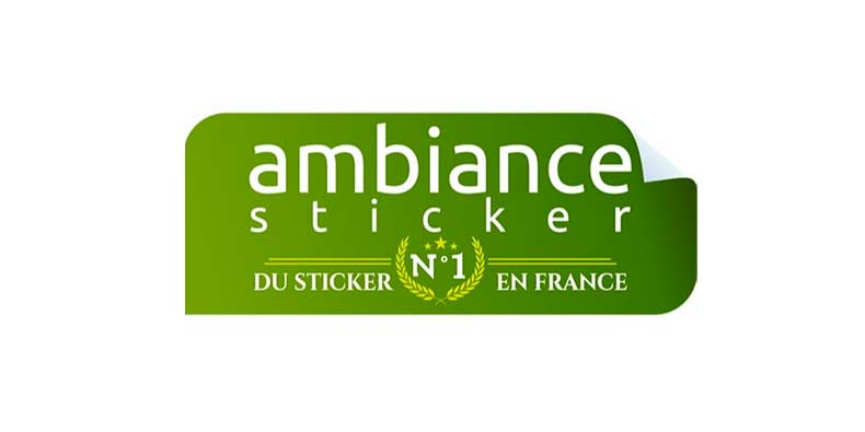 Black Friday Ambiance Sticker