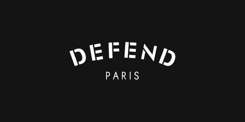 Black Friday Defend Paris