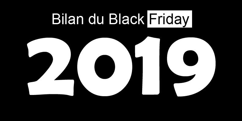 Bilan du Black Friday 2019