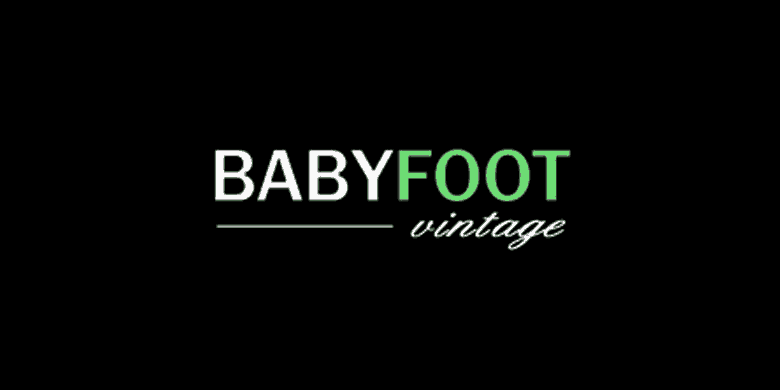 Black Friday Baby-Foot Vintage