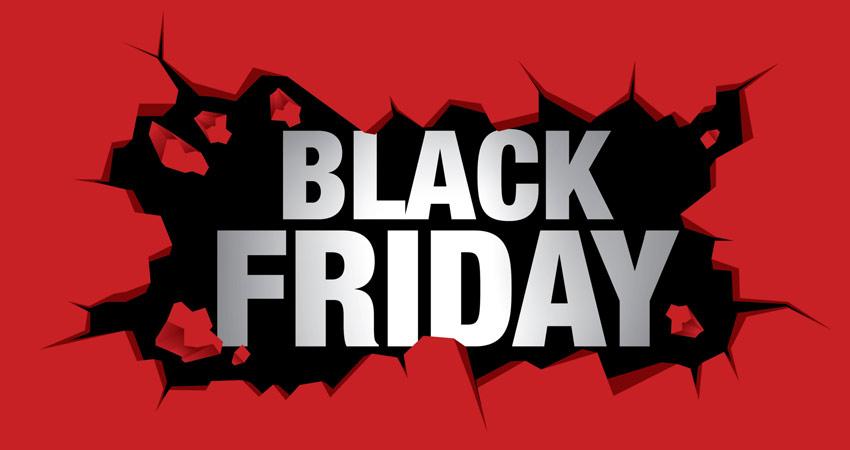 Newsletter Black Friday